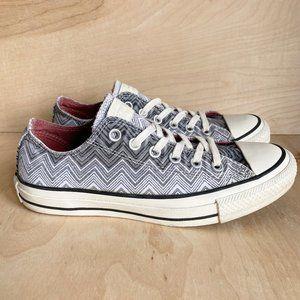 Missoni X Converse Chuck Taylor All Star Sneakers